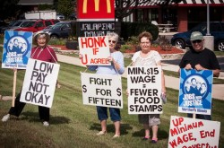 We Supported Workers This Week